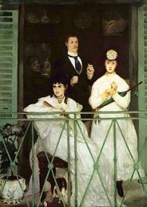 Le_balcon-Edouard_Manet