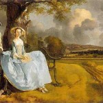 Mr and Mrs Andrews-Gainsborough