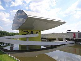 Museum_Oscar_Niemeyer_Curitiba_Brasil