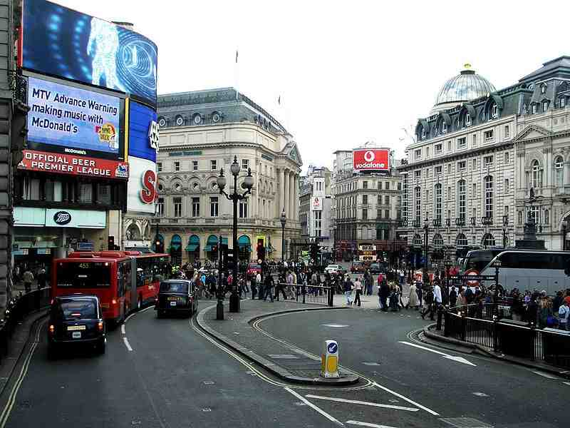 hotels near picadilly: