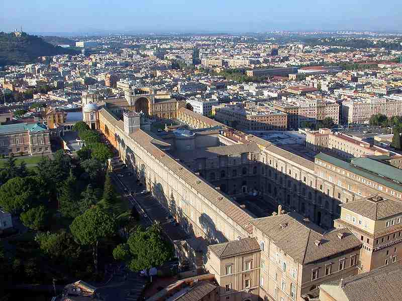 Budget Hotel Near Vatican Museums Rome Italy