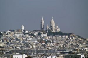 Sacre_Coeur_Montmartre- Paris