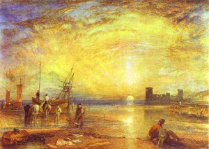 William_Turner_Flint_Castle