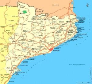 map-catalonia