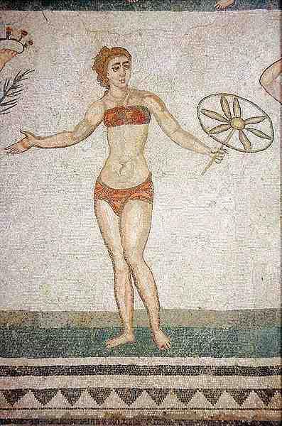 Super invented the bikini has