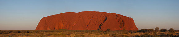 Aboriginal name of Ayers Rock ? | AbcPlanet - Cheap flights hotels ...