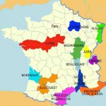 Wine regions of France