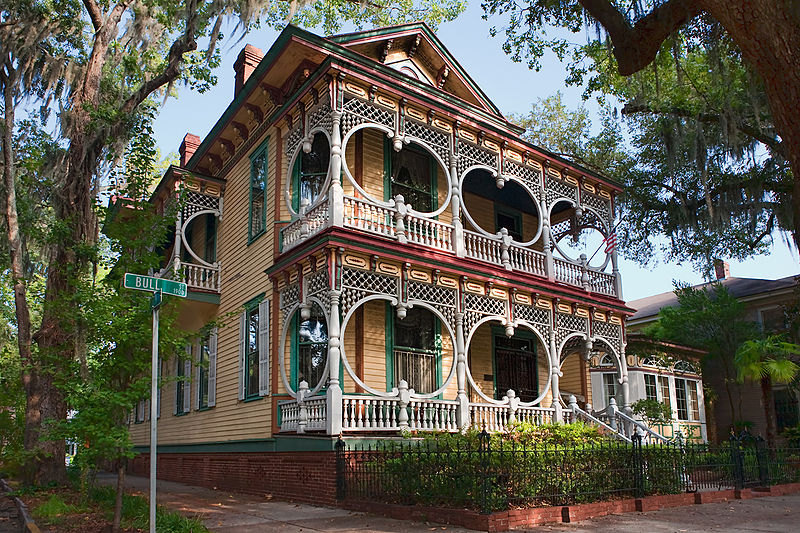 A Colonial House in Georgia USA AbcPlanet Cheap flights