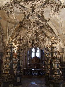 church of bones__Sedlec
